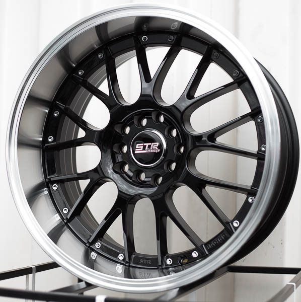 18X8.5J and 18X10J Casting Wheels Light Weight Aluminum Rims Deep Dish Staggered Aftermarket Wheels  for BMW