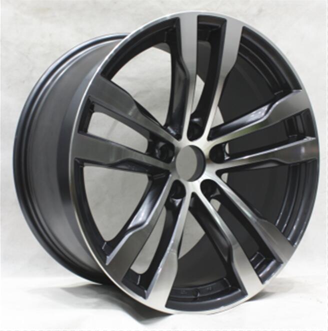 20 Inch Aluminum Alloy Wheels 5x120 Bolt Pattern