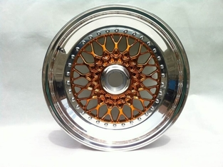 Good Quality Custom Monoblock Forged Wheels & STL01/slanted lip /slant lip /outer rim on sale