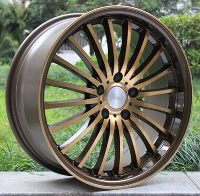 "Good Quality Custom Monoblock Forged Wheels & BCZ10/18""X8J /casting wheels/imitation 3 piece wheel on sale"