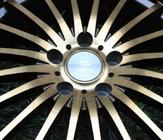 """BCZ10/18""""X8J /casting wheels/imitation 3 piece wheel"""