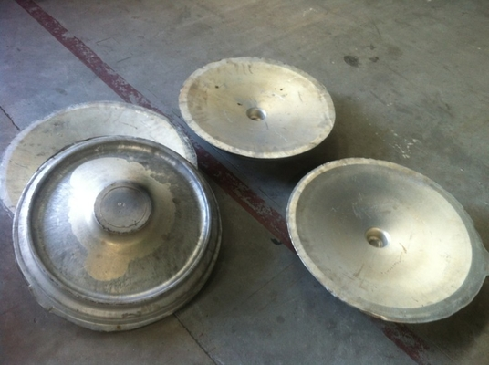 BCB-Center Blank/forged center blank/step lips forged blank/19inch blank